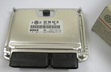Original del VW Golf 4 IV r32 unidad de control motorsteuergerät nuevo - 022906032ds