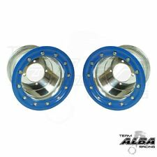 Suzuki LTZ 400 LTR 450  Rear Wheels  Beadlock 8x8  3+5  4/110  Alba Racing  PL
