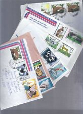 CAMEROON BETTER COVERS BETTER STAMPS THEMATICS ANIMALS II