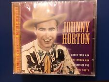 JOHNNY. HORTON.    FAMOUS. COUNTRY. MUSIC. MAKERS