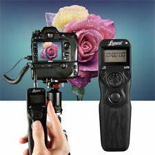 Digital LCD Timer Remote Shutter Release Trigger (Replacement for MC-DC2) WW
