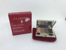 Clarins 4-Color Eyeshadow Palette 01- Nude