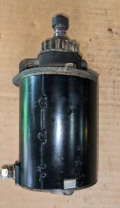 16 HP Briggs OEM Electrtic Starter Part # M143512 John Deere LT166 Mower