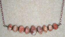 Sunstone Gemstone Necklace