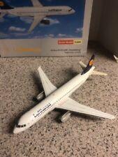 Star Jets 200 scale model LufthansaAirlines A320 Commercial Airliner Reg: D-AIBP