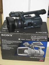 New  SONY DCR-VX2200E Digital Video Camera Recorder MINI DV fast ship PAL SYSTEM