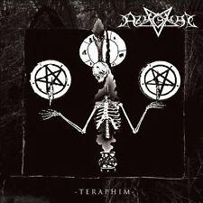 Azaghal - Teraphim CD 2009 black metal Finland Moribund Records