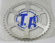 "T.A. Chainring 48T Reinforced Road 80 BCD TA REF: 208 vintage Bike 3/32"" 48 NOS"