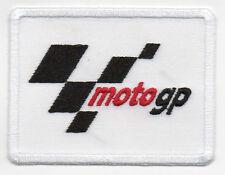 PATCH RICAMO TOPPA MOTO GP TUTA TUNING LOGO
