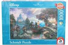 Schmidt Puzzle Disney Cinderella 1000 Teile Erwachsenenpuzzle Aschenputtel ab 14