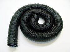 """Ford 2"""" Black Flexible Air Cleaner Intake Ram Air Hose Defroster SOLD BY FOOT"""