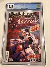 Action Comics #1016 Vol 1 Comic Book - CGC 9.8 - Naomi Optioned Show, 🔥