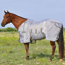 Cashel Crusader Lightweight Fly Sheet 74-76 inch Gray - great for warm weather