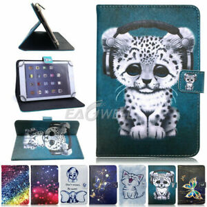 """Tablet Flip Leather Folding Stand Case Cover For For Onn 10.1"""" Inch Tablet 2020"""