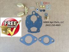 ZENITH CARBURETOR KIT & CARB FLOAT FORD 800, 900, 4000, 6000 TRACTOR