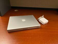 "Apple PowerBook G4 12"" 1 GHz PowerPC G4 40 GB HDD 512 MB RAM.  Works, Needs OS."