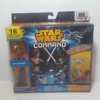 STAR WARS REBELS COMMAND EPISODE IV DEATH STAR STRIKE 16 FIGURES VEHICLES!
