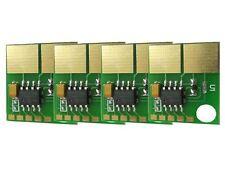 4 x Toner Reset Chip for Lexmark E250, E250d, E250dn, E350d, E352dn Printers