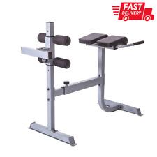 Core Abdominal Strength Trainer Chair Roman Hyper Extension Bench Gym Equipment
