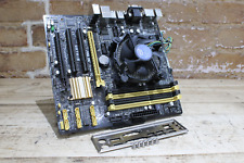 ASUS Intel Motherboard Q87M-E LGA1150 HDMI USB3.0 mATX W/ Heatsink & Back Plate