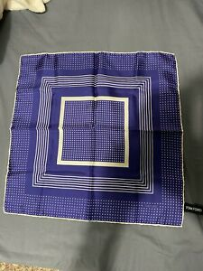 Tom Ford 100% Silk Pocket Square RRP $250