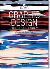Graphic Design (Icons Series) Paperback Book