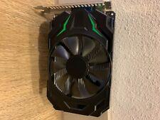 Nvidea GeForce GTX 650 1gb DDr5 black/green single fan
