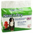 IRIS USA Neat 'n Dry10 Pack XL Floor Protection Training Pads Puppy Pad Holder