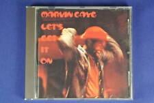 MARVIN GAYE Let's Get It On CD