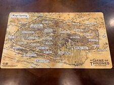 A Game of Thrones LCG Playmat Regionals 2018 King's Landing