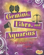 Gemini, Libra, and Aquarius: All About the AIR Sig