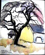 Original künstlerische Malerein der Zeit-Realismus-Papier
