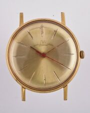 Vintage Luch 23 jewels RUSSIAN watch  mechanical2209 GOLD plated  Vimpel USSR