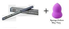 Max Factor MAXeye Liner Eyeliner Jean Jacket #130, 0.01 oz + Makeup Sponge