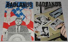 BADLANDS #1 + #3 (of 6) (1991) VF / DARK HORSE COMICS