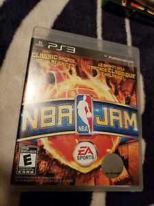 NBA JAM | PS3 | TESTED | COMPLETE CIB