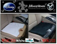 NAPOLEX Disney Mickey Mouse Car Seat Cushion 1Pcs~ Black / White For Choose