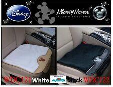 NAPOLEX Disney Mickey Mouse Car Seat Cushion 1Pcs~ Black
