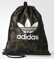 Adidas Star Wars Stormtroopers School Gym Sac Kids Shoulder Drawstring Bag Black Kids' Clothes, Shoes & Accs.
