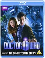 Doctor Who - The Complete Series 5 [Blu-ray] [Region Free] [DVD][Region 2]