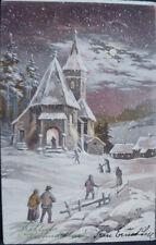 Erster Weltkrieg (1914-18) Weihnachtskarten aus Deutschland