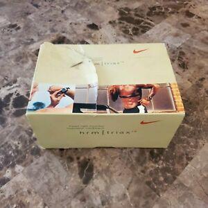 *NEW* Nike Men's HRM Triax 100 SM0001 Digital Watch 100 Gray