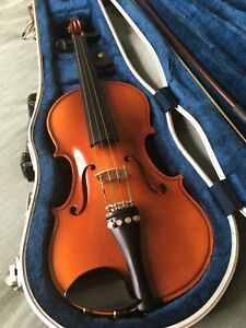 Knilling Bucharest 4KH 1/2 Size Romanian Made Violin