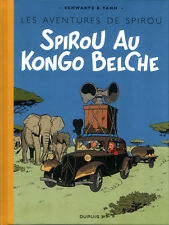 Schwartz & Yann – Spirou au Kongo Belche – Tirage limité en Bruxellois