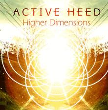 ACTIVE HEED Higher Dimension CD  italian prog