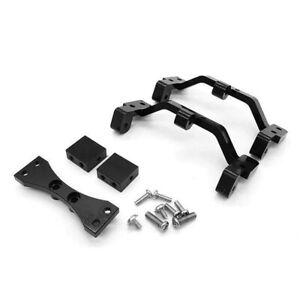 Metal Pull Rod Base Seat & Axle Up Servo Bracket Mount for MN D90 D91 D96 D9H3C5