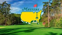 Masters Flag 3x5 Ft Golf Banner Augusta - Golf Metal Grommets USA SHIPPED