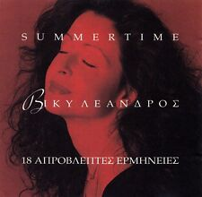 VICKY LEANDROS : SUMMERTIME / CD - TOP-ZUSTAND