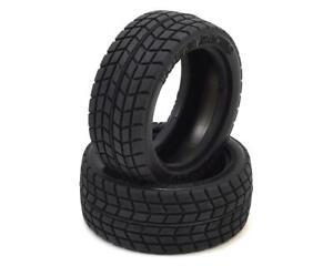 Tamiya Racing Radial Tire Set (2) [TAM50419]