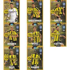 Borussia Dortmund Fußball-Trading Cards auf Englisch